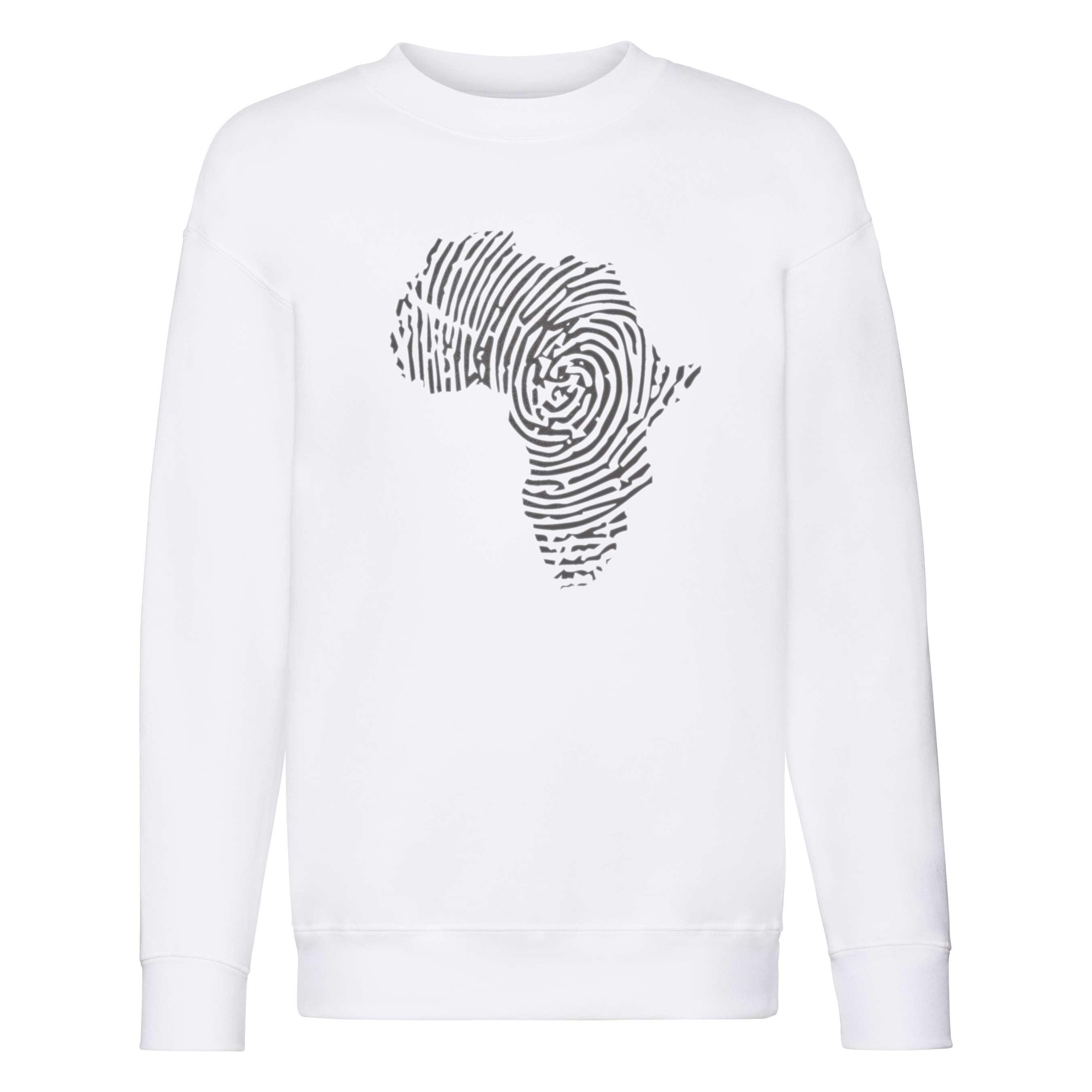 Africa Print design for t-shirt, hoodie & sweatshirt
