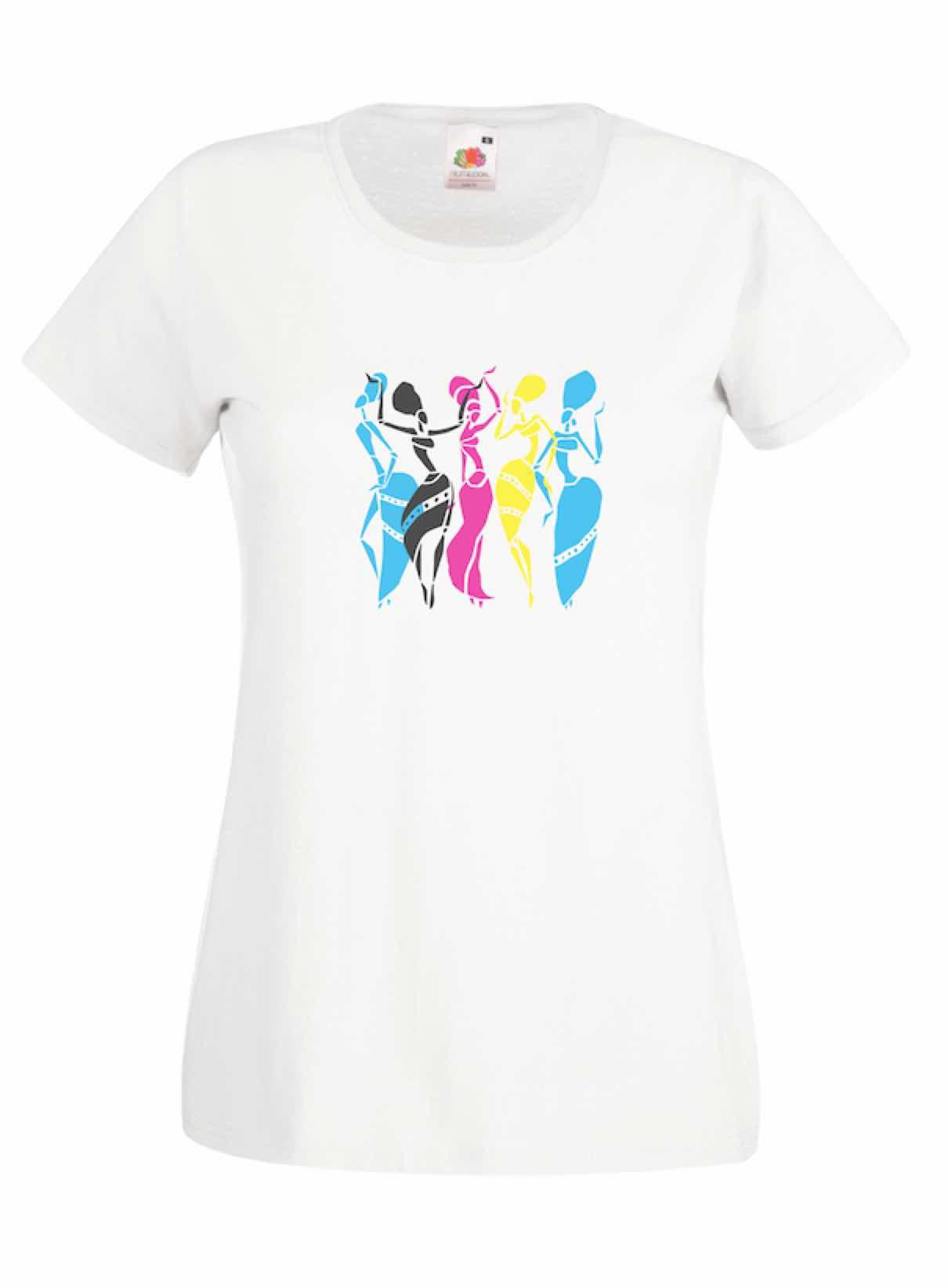 African Dancers design for t-shirt, hoodie & sweatshirt