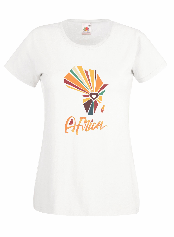 Luv Africa design for t-shirt, hoodie & sweatshirt