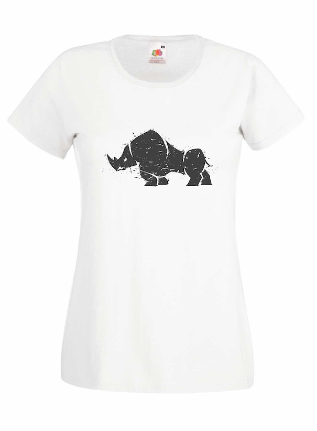 Rhino design for t-shirt, hoodie & sweatshirt