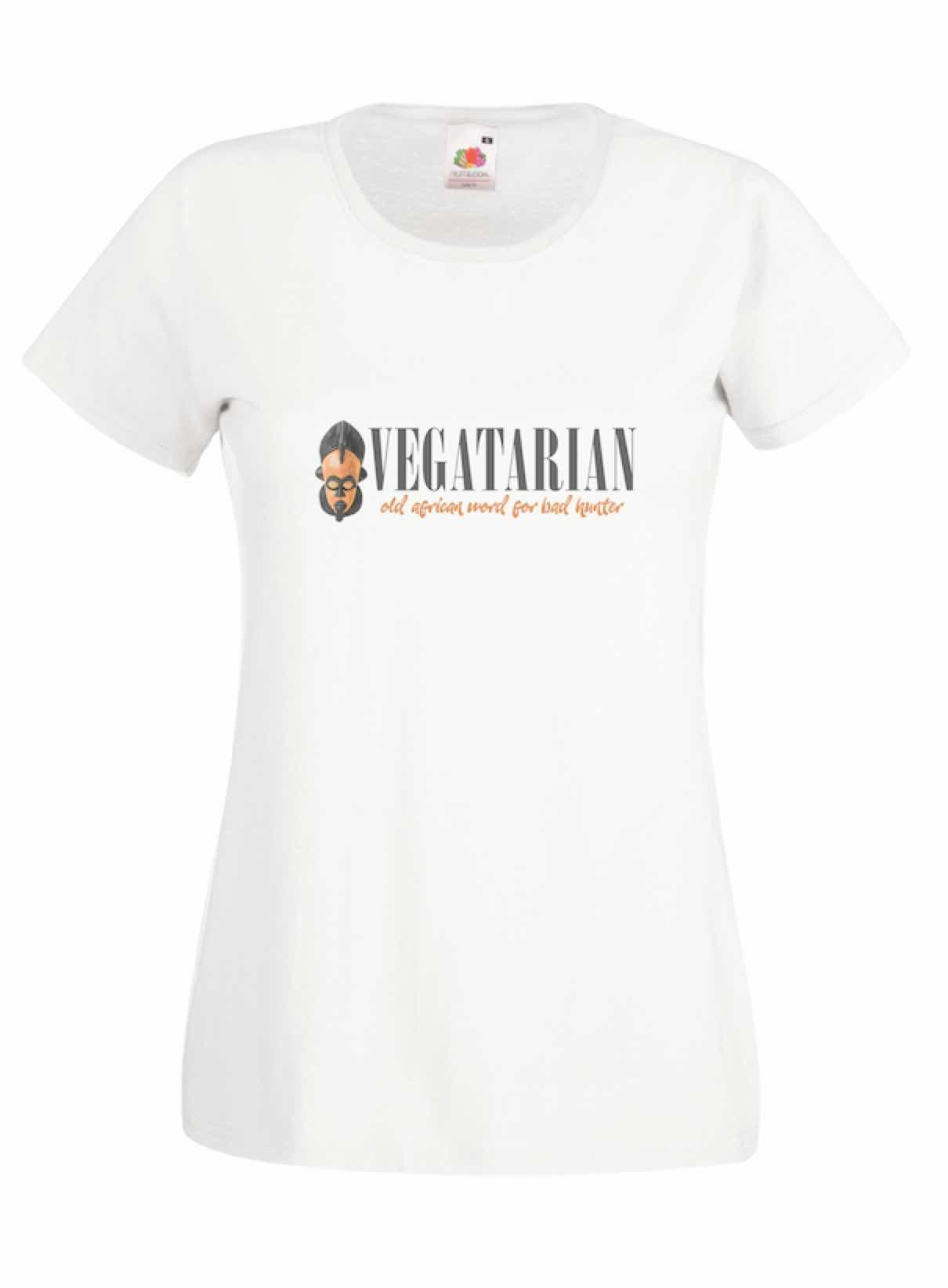 Vegetarian design for t-shirt, hoodie & sweatshirt