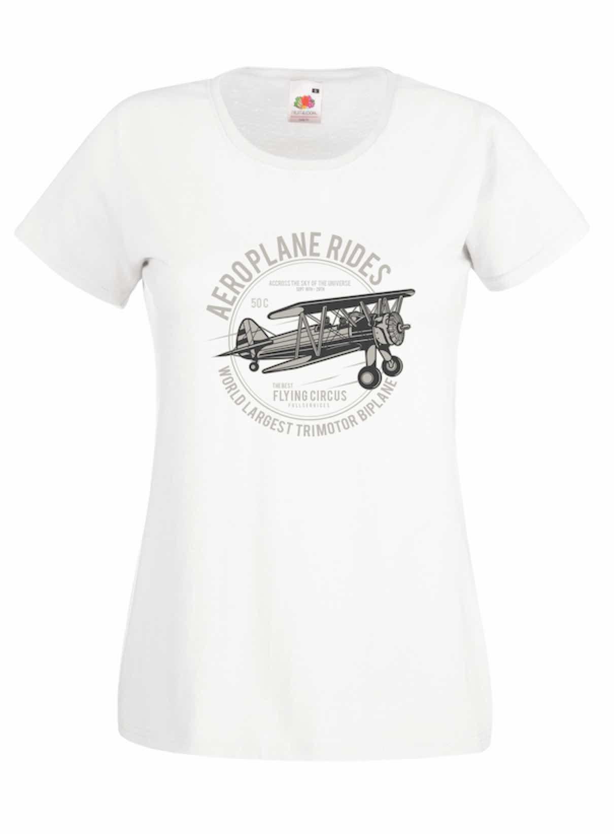Aeroplane design for t-shirt, hoodie & sweatshirt