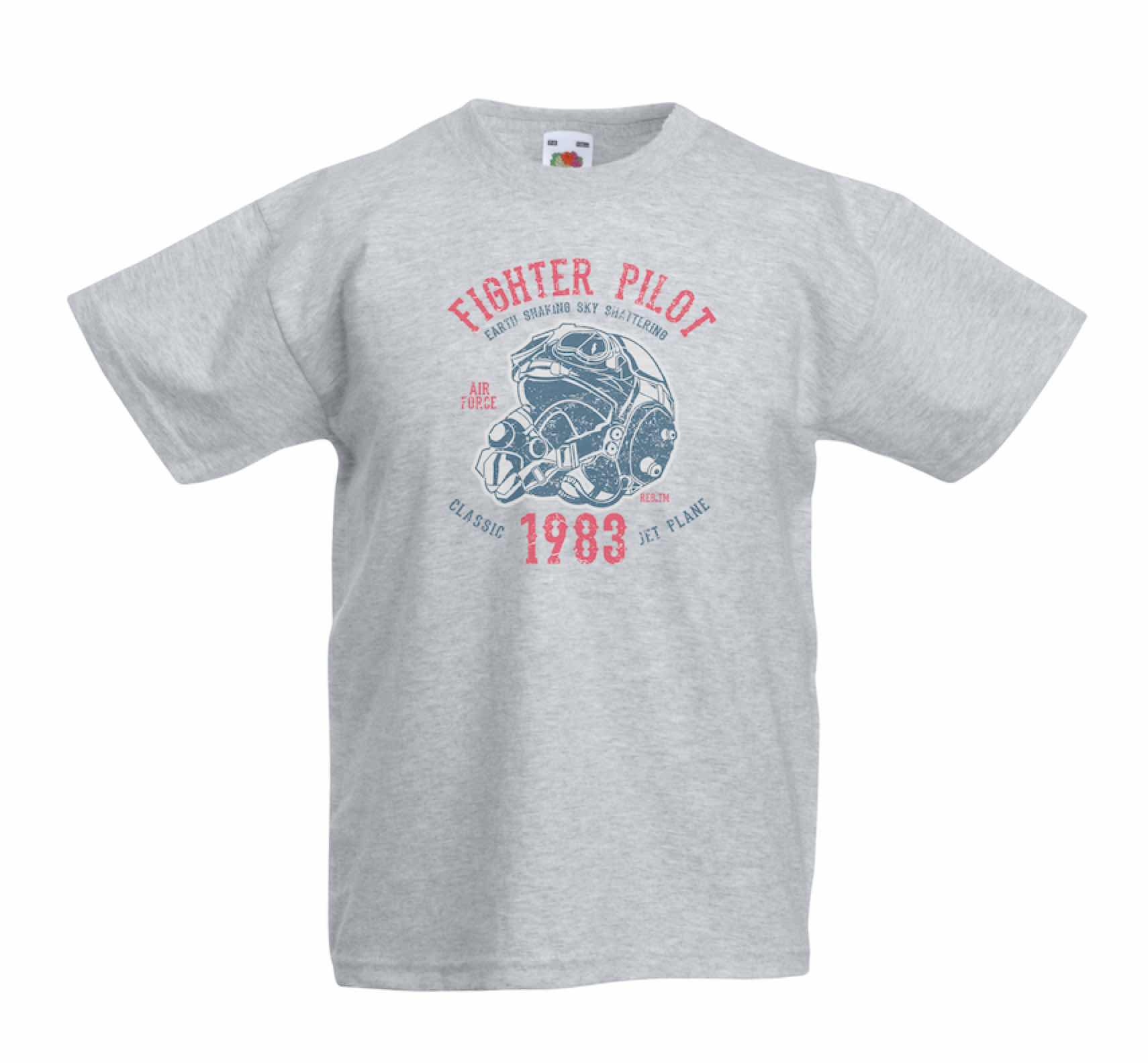 Fighter Pilot design for t-shirt, hoodie & sweatshirt