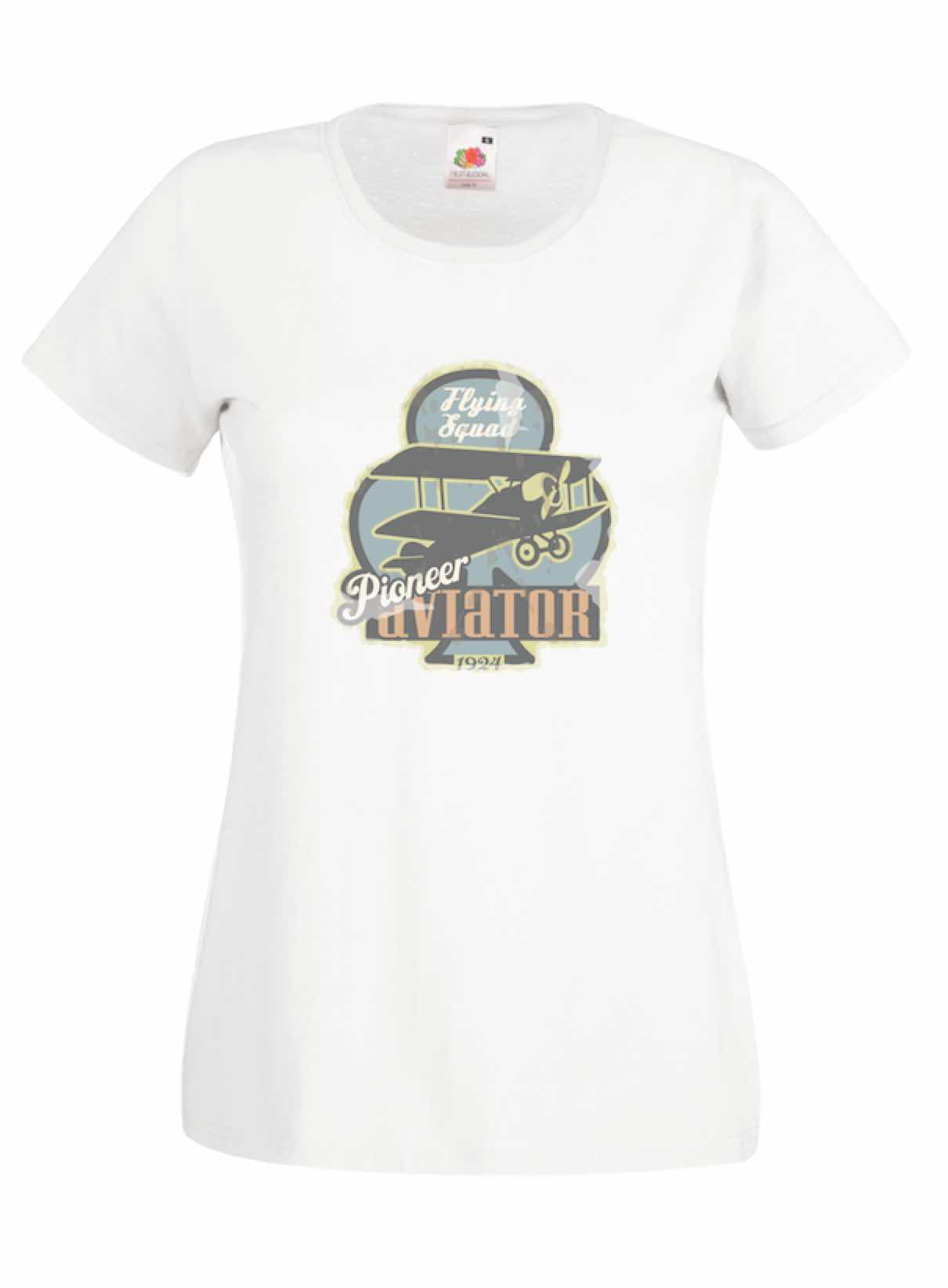 Pioneer Aviator design for t-shirt, hoodie & sweatshirt