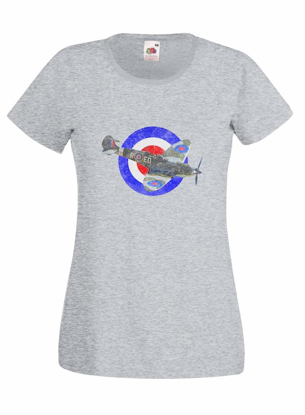 Spitfire design for t-shirt, hoodie & sweatshirt