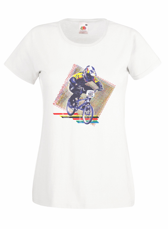BMX design for t-shirt, hoodie & sweatshirt