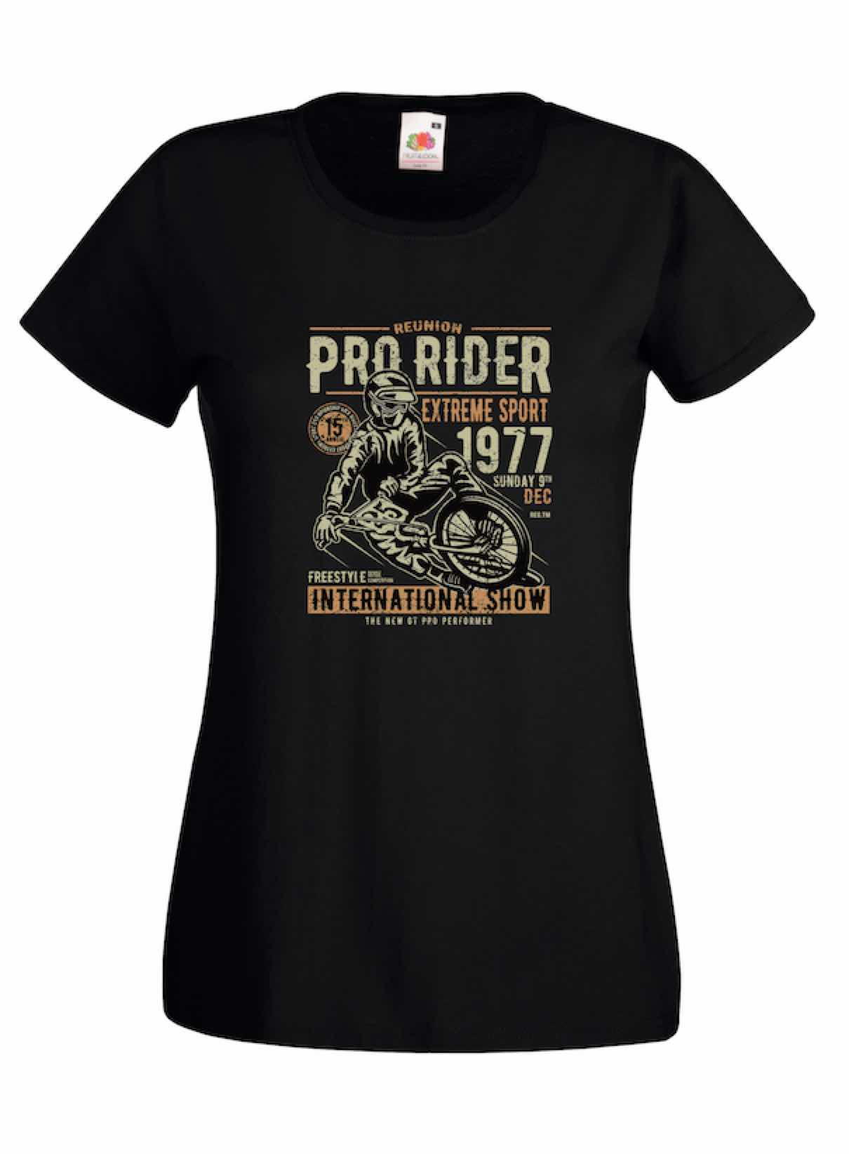 Pro Rider design for t-shirt, hoodie & sweatshirt