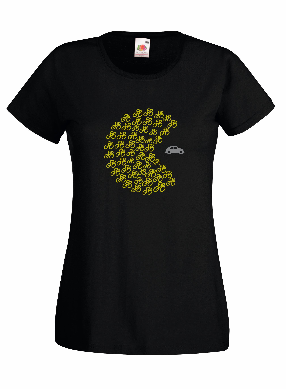Pacman design for t-shirt, hoodie & sweatshirt