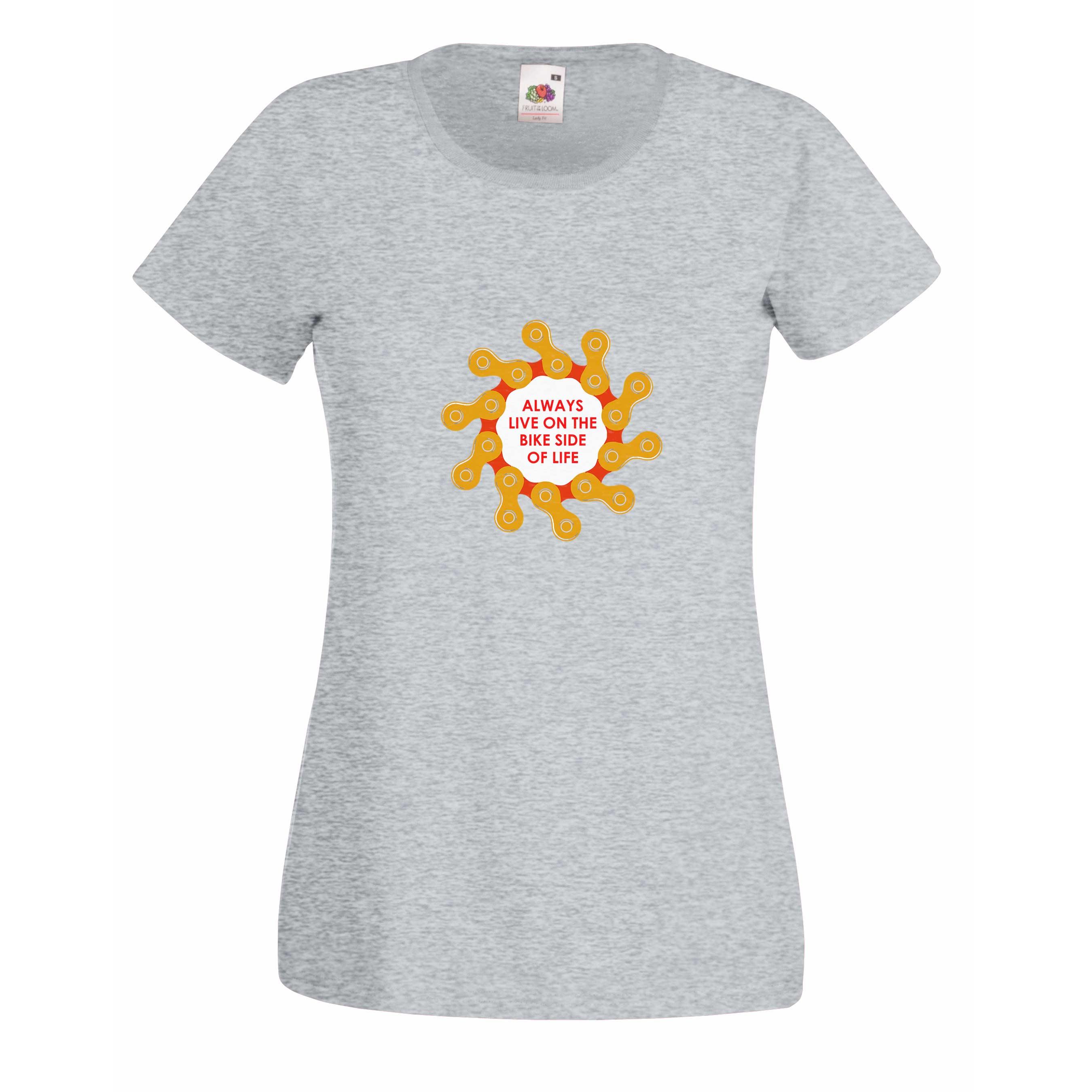 Bike side of life design for t-shirt, hoodie & sweatshirt