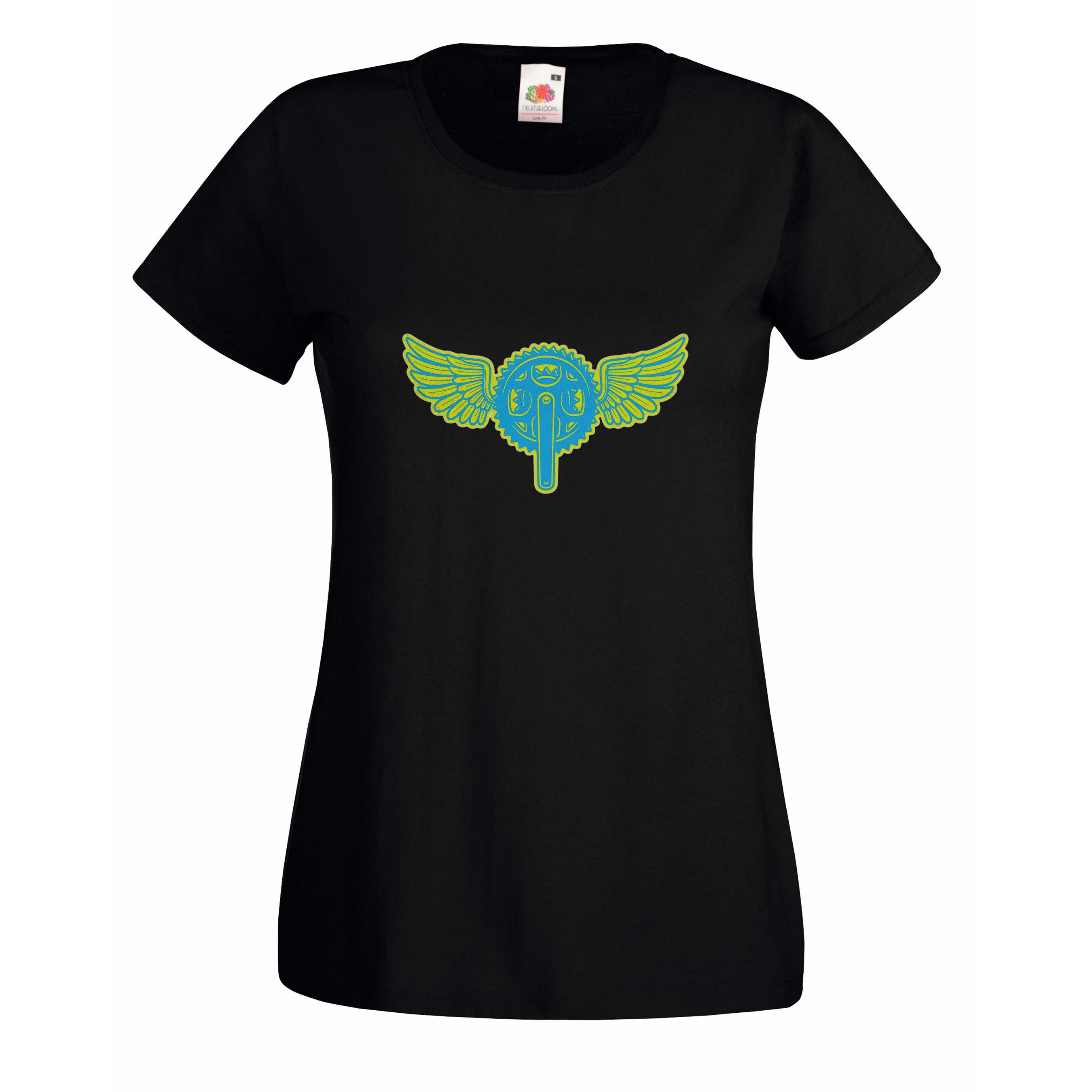 Cog wings design for t-shirt, hoodie & sweatshirt