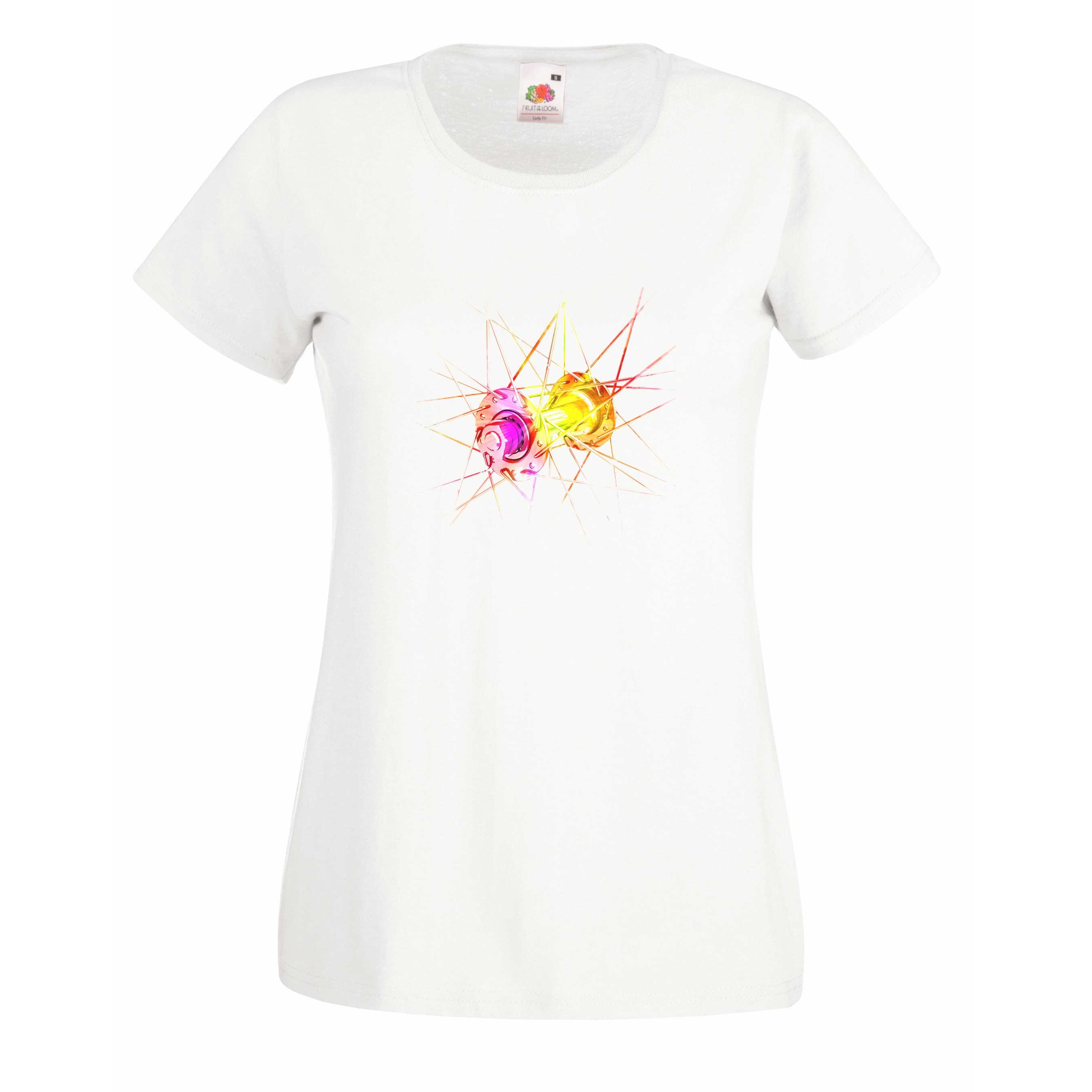 Colour hub design for t-shirt, hoodie & sweatshirt