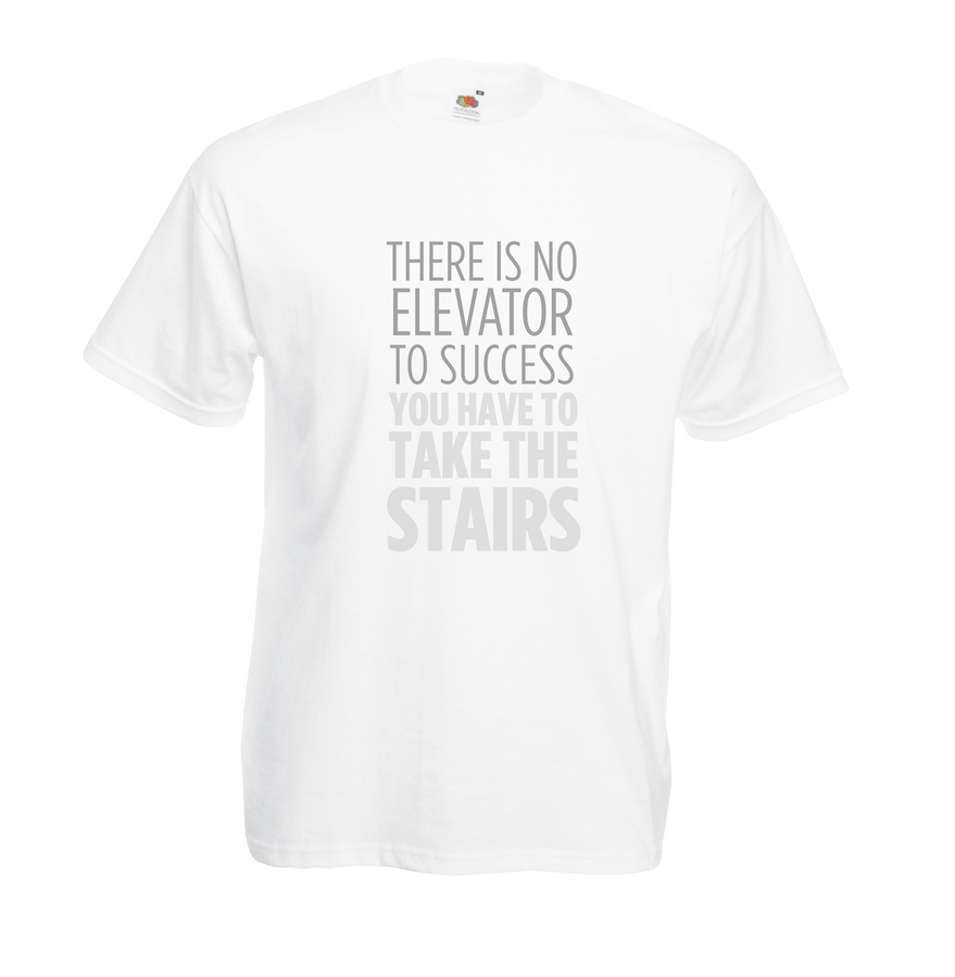 Elevator design for t-shirt, hoodie & sweatshirt
