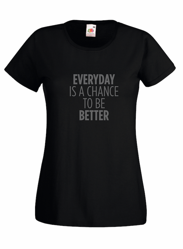 Everyday design for t-shirt, hoodie & sweatshirt