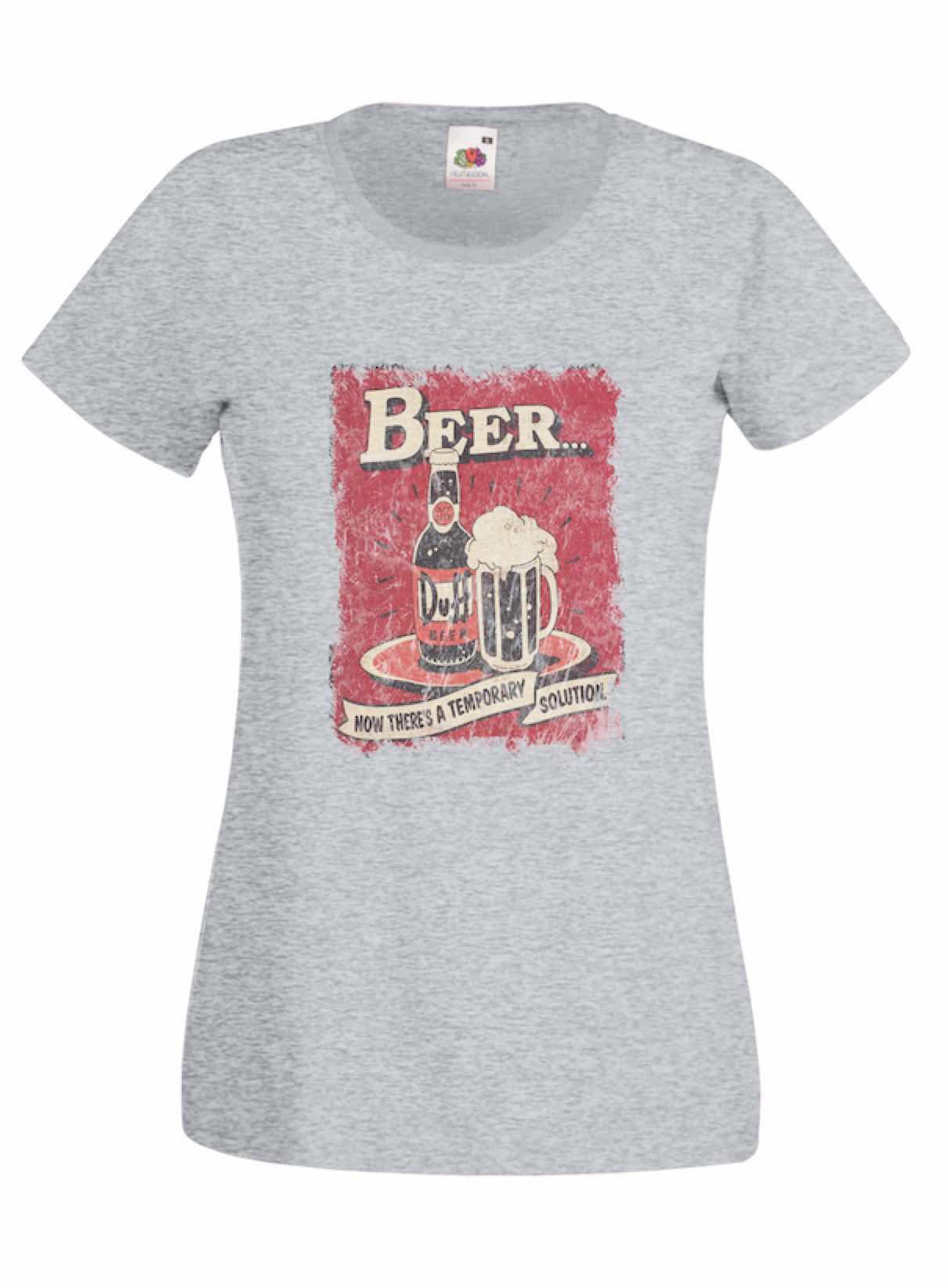 Beer Solution design for t-shirt, hoodie & sweatshirt