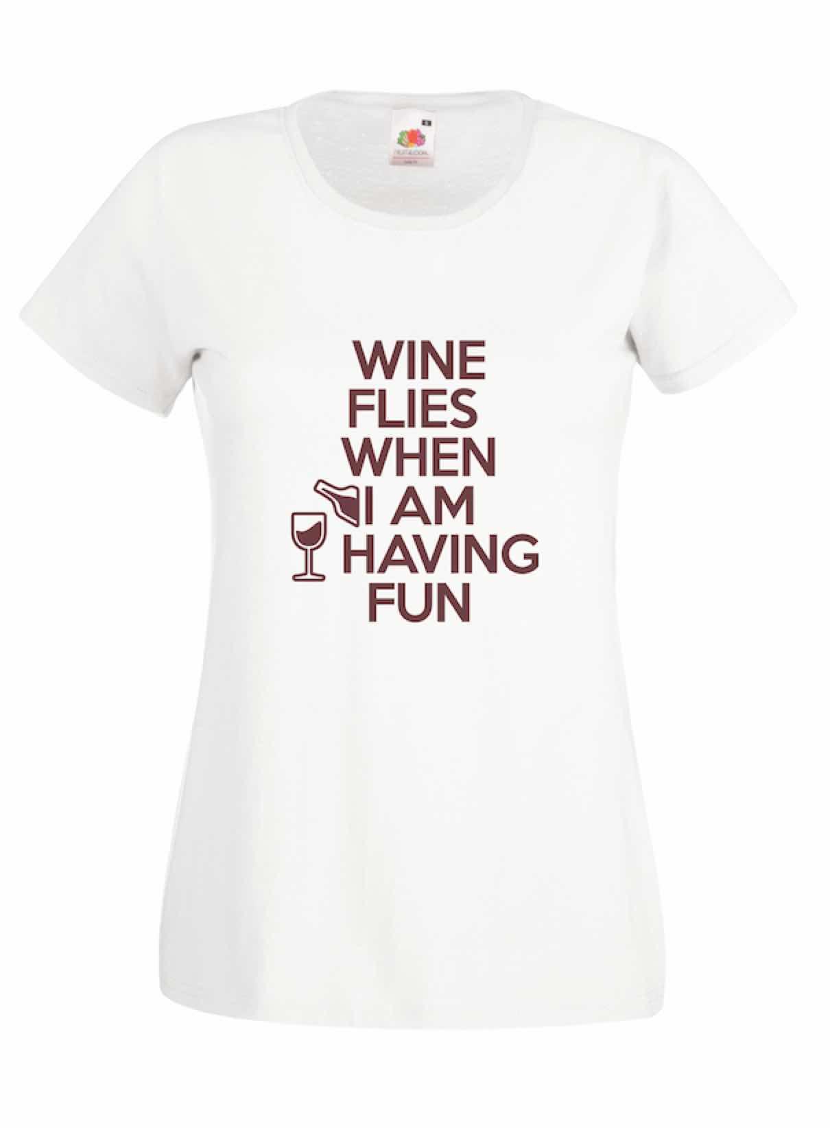 Wine Flies When I design for t-shirt, hoodie & sweatshirt