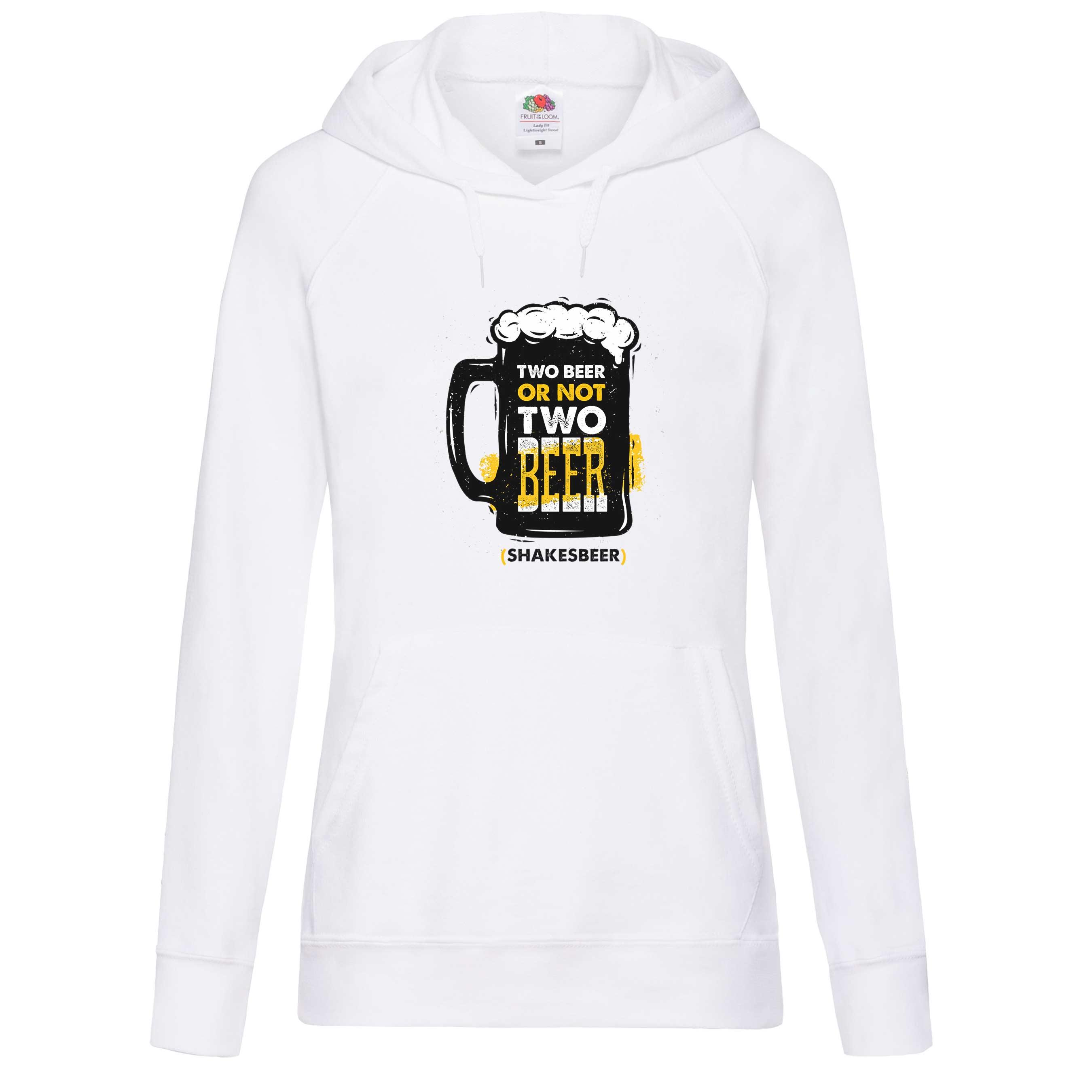 Shakesbeer design for t-shirt, hoodie & sweatshirt