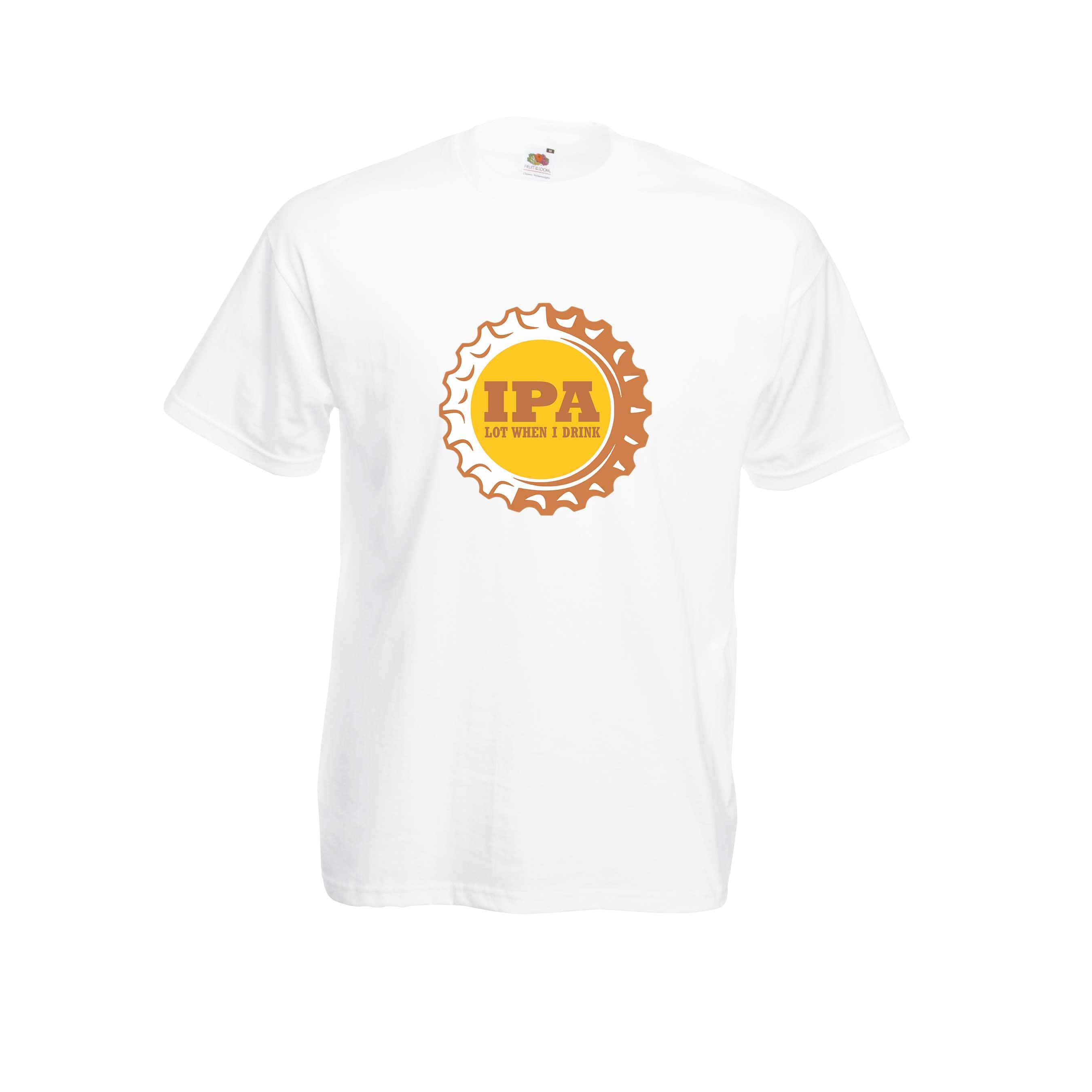 IPA design for t-shirt, hoodie & sweatshirt