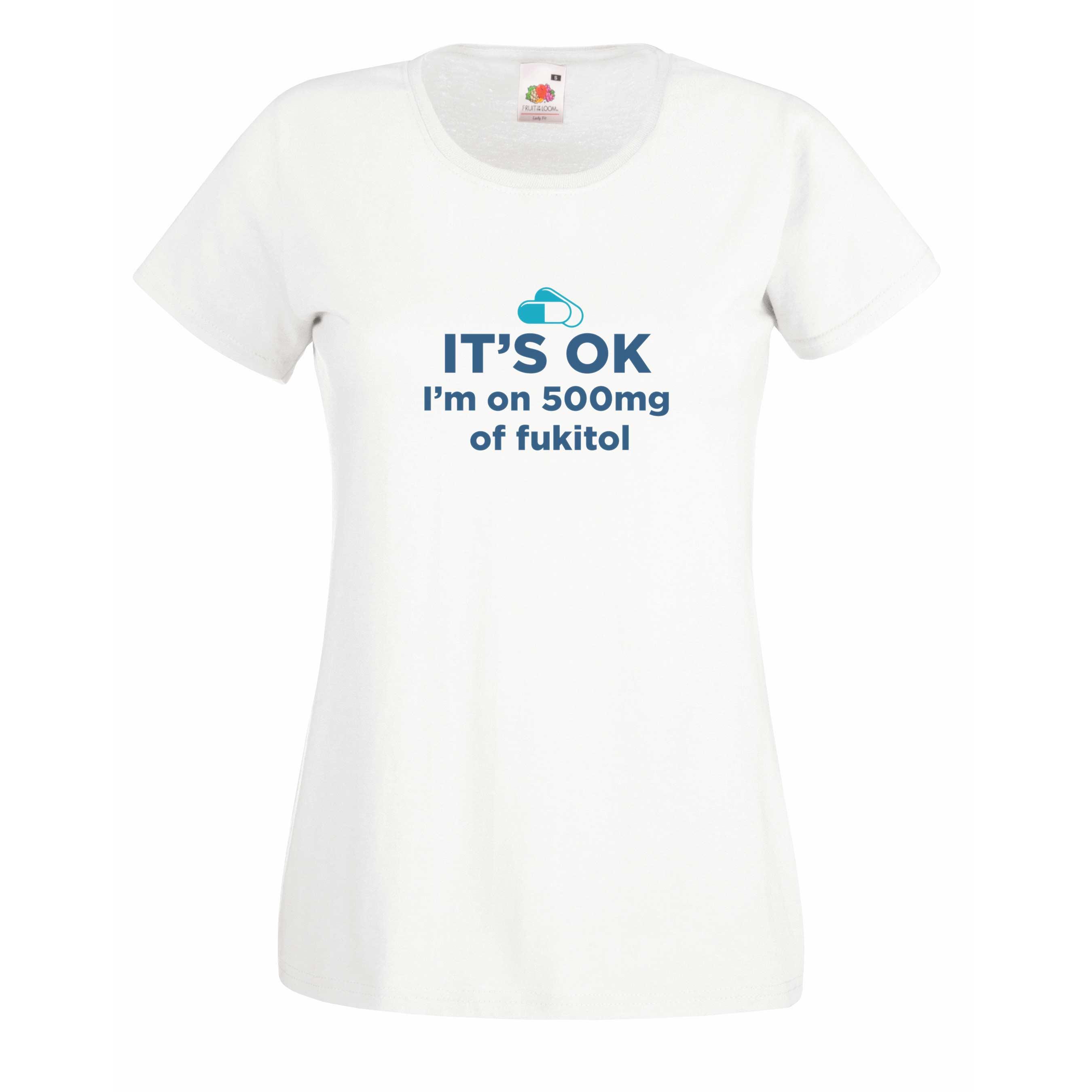 Fukitol design for t-shirt, hoodie & sweatshirt