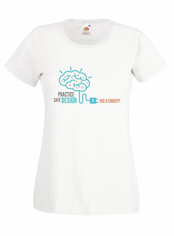 Practise Safe Design design for t-shirt, hoodie & sweatshirt