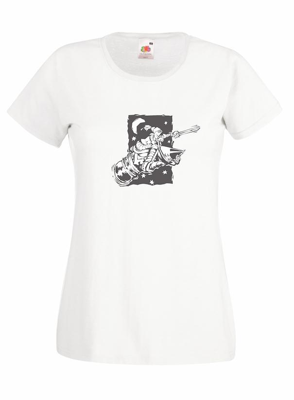 Space Knight design for t-shirt, hoodie & sweatshirt