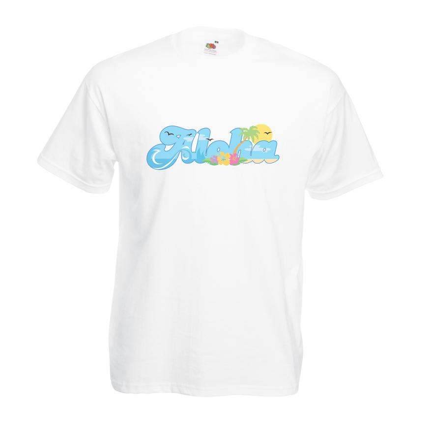 Aloha design for t-shirt, hoodie & sweatshirt