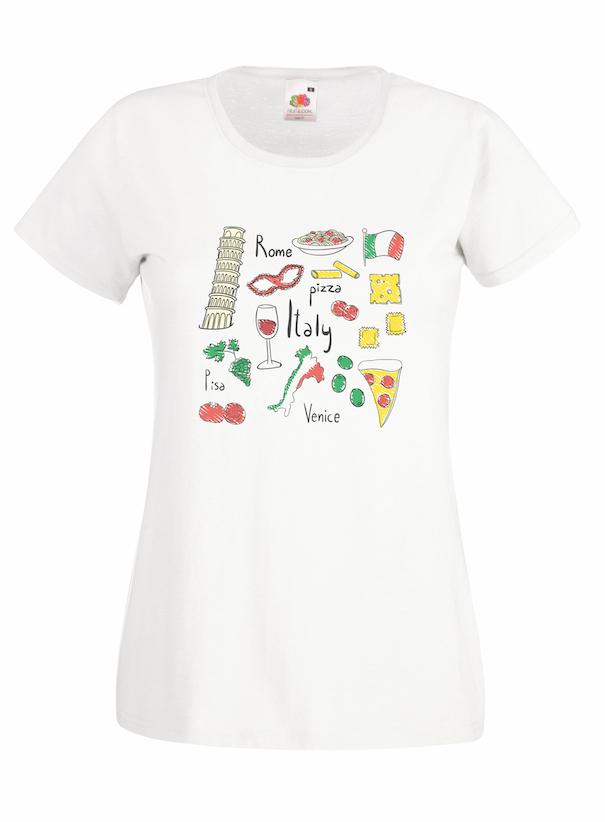 Italy Pizza design for t-shirt, hoodie & sweatshirt