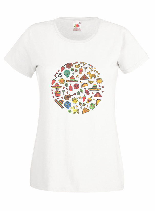 Mexican design for t-shirt, hoodie & sweatshirt