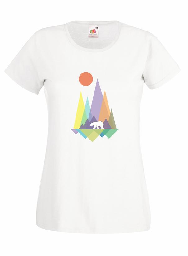 Polar Bear design for t-shirt, hoodie & sweatshirt