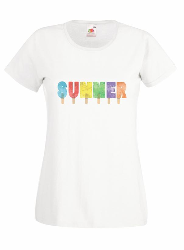 Summer Ice Pops design for t-shirt, hoodie & sweatshirt