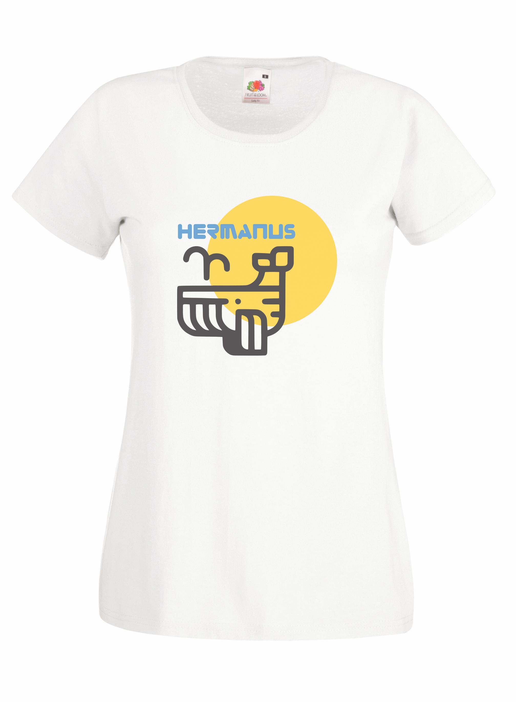 Hermanus Whale design for t-shirt, hoodie & sweatshirt