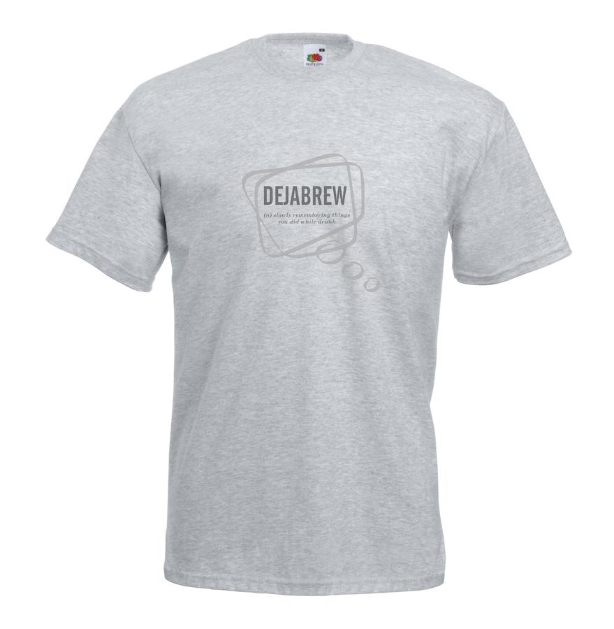 Dejabrew design for t-shirt, hoodie & sweatshirt