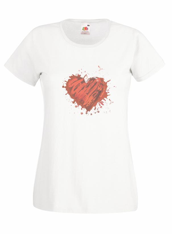 Grunge Heart design for t-shirt, hoodie & sweatshirt