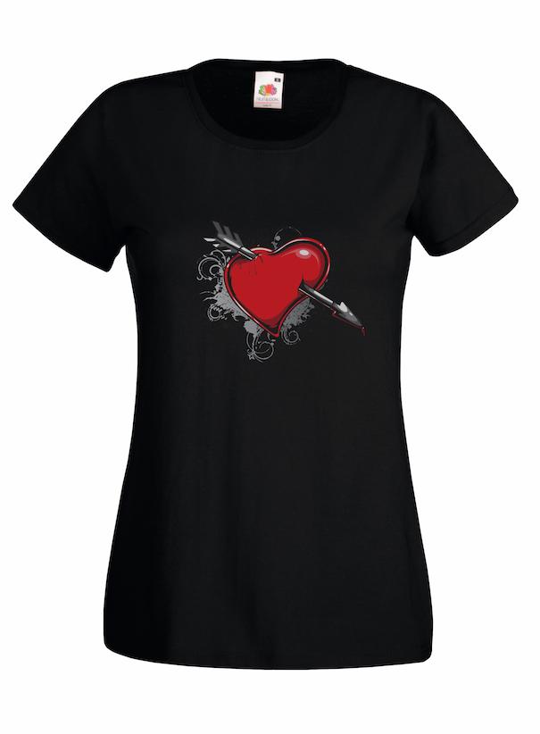 Heart Arrow design for t-shirt, hoodie & sweatshirt
