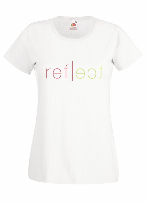 Reflect design for t-shirt, hoodie & sweatshirt
