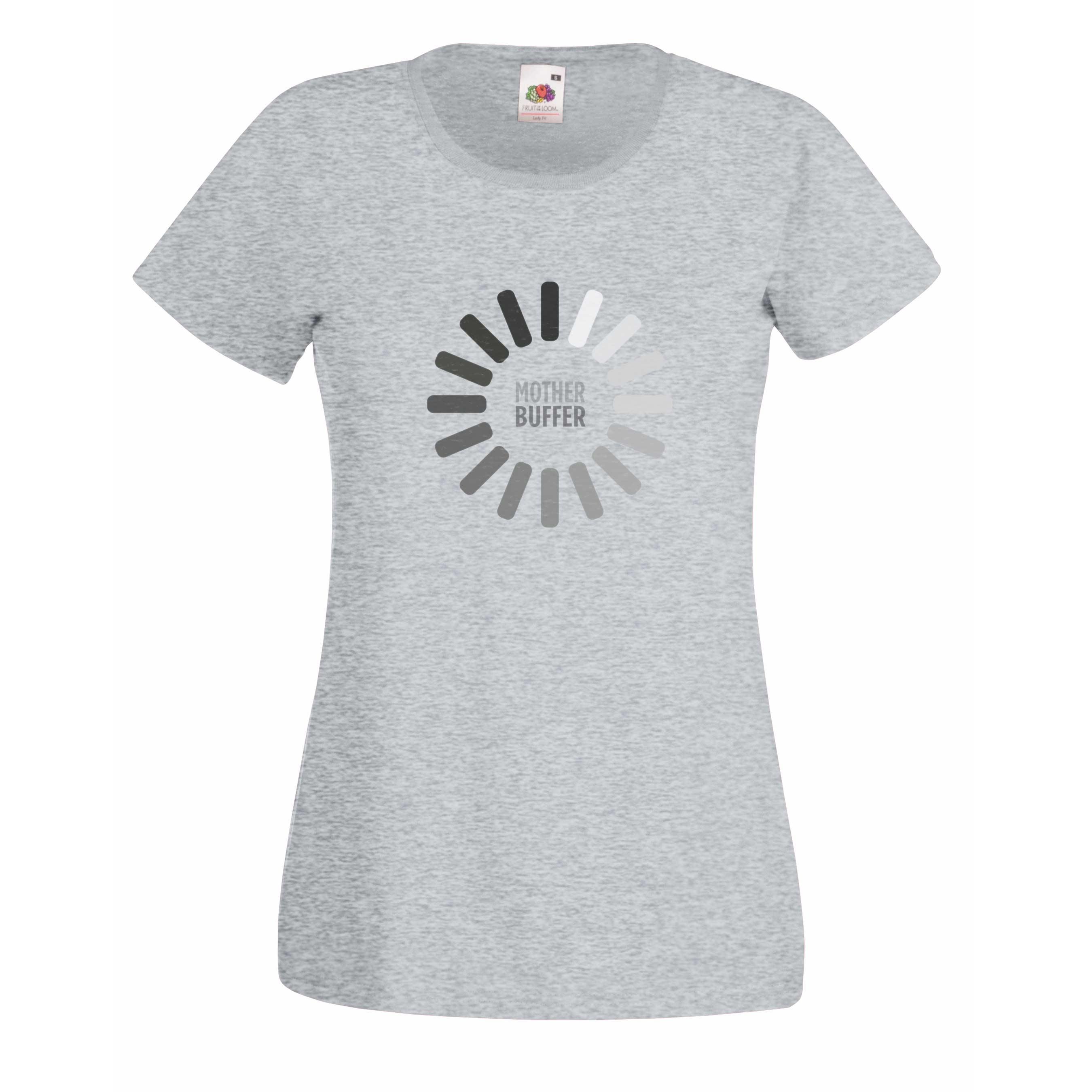Mother Buffer design for t-shirt, hoodie & sweatshirt