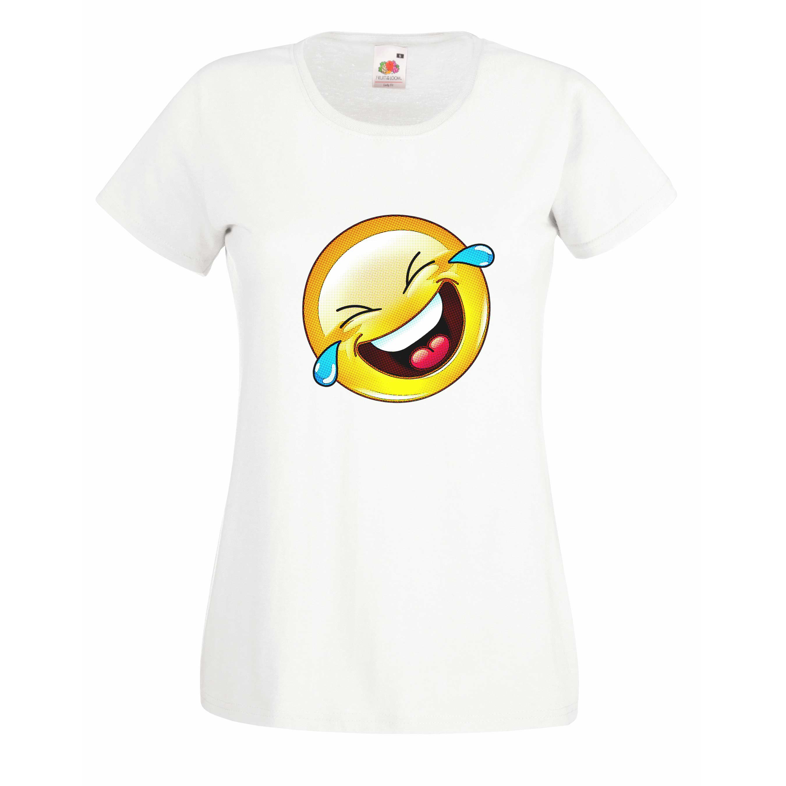 Smiley design for t-shirt, hoodie & sweatshirt