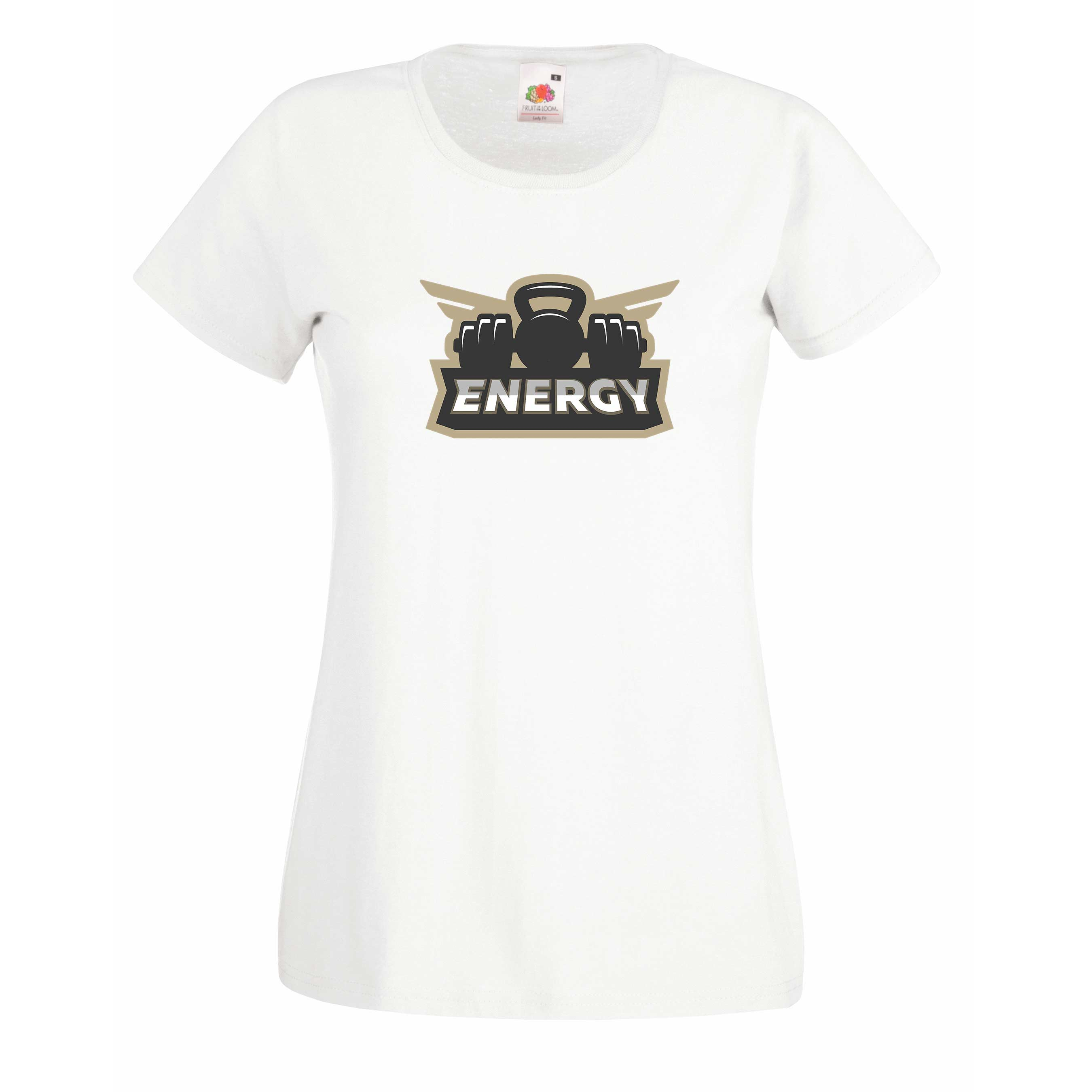 Energy design for t-shirt, hoodie & sweatshirt