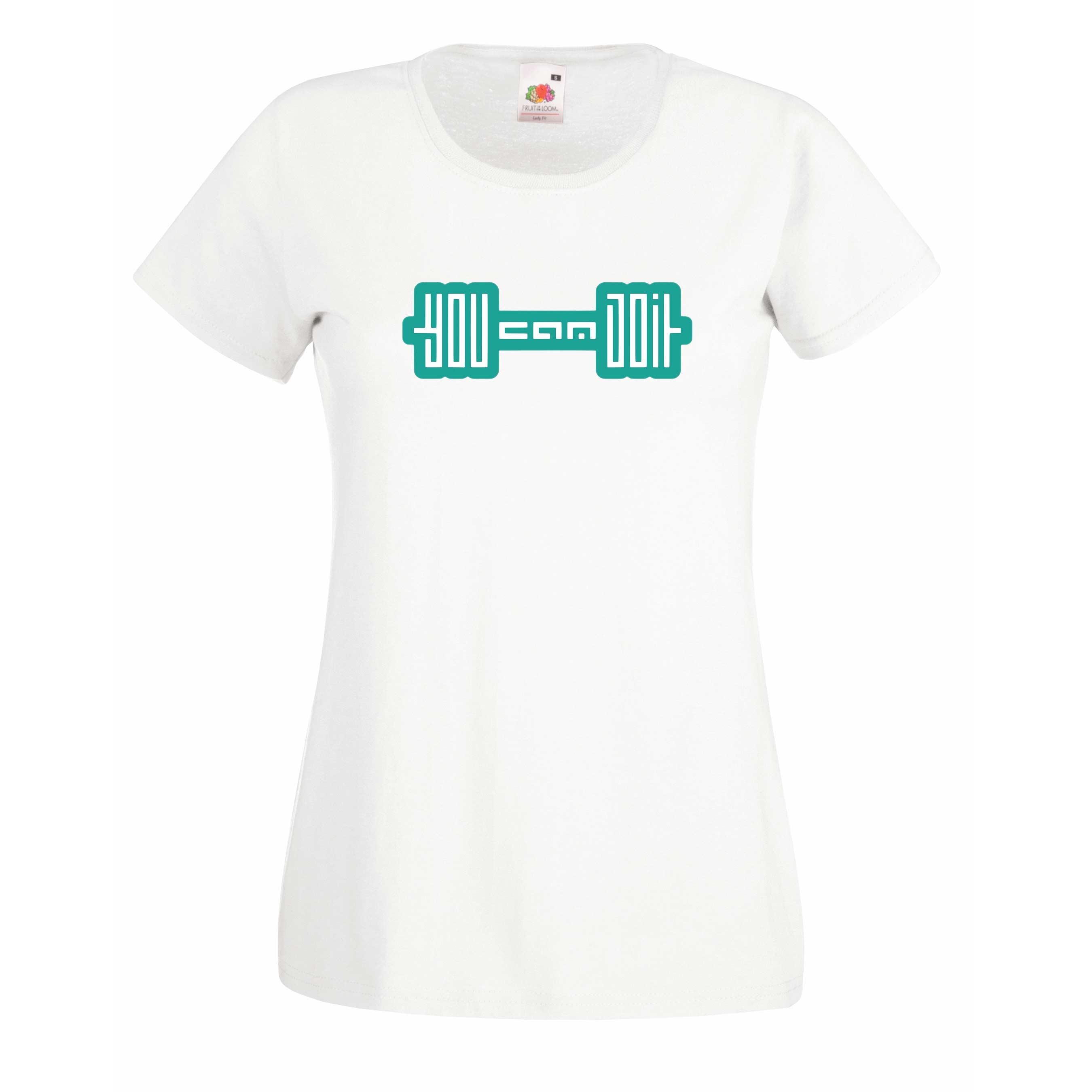 You Can Do It design for t-shirt, hoodie & sweatshirt