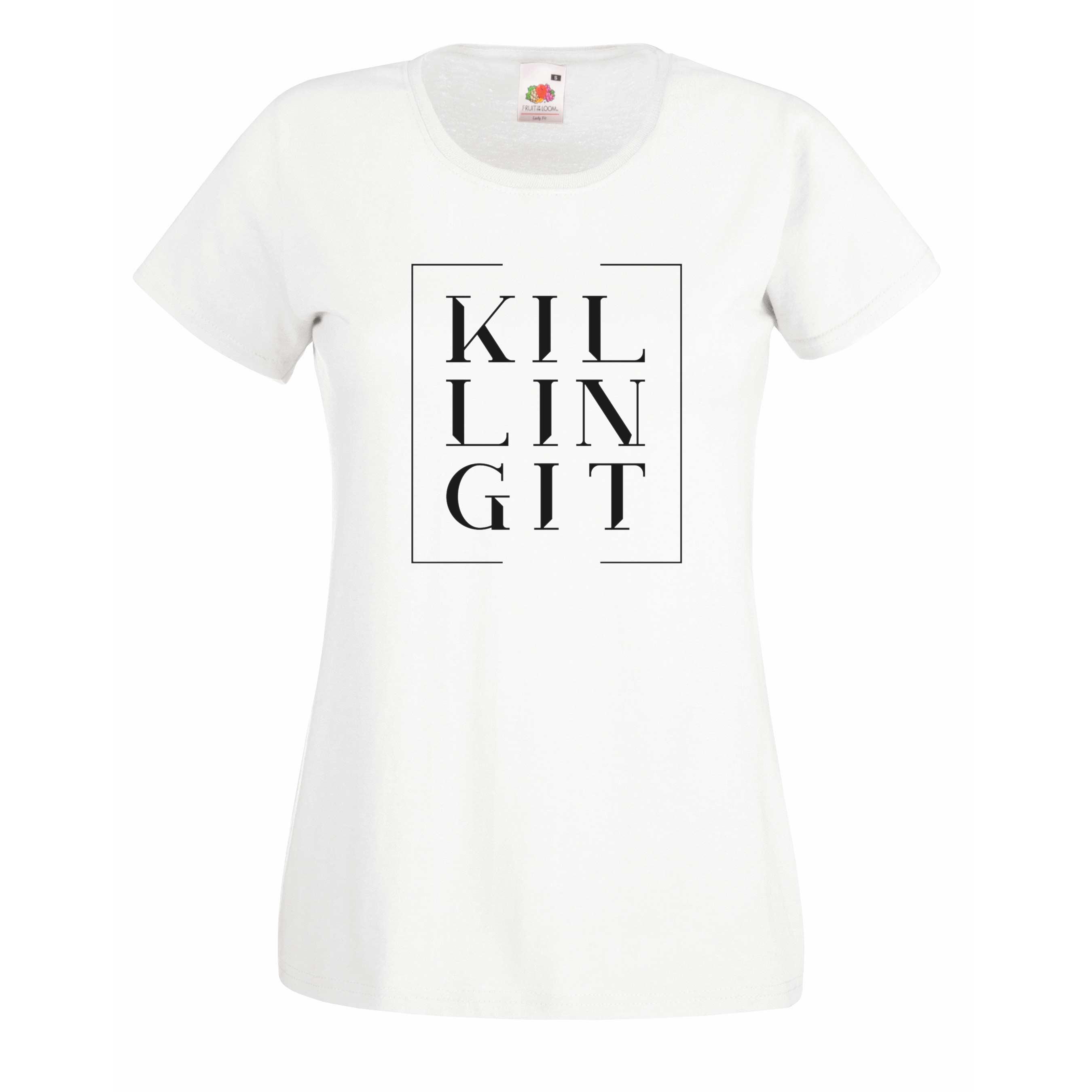 Killing It design for t-shirt, hoodie & sweatshirt