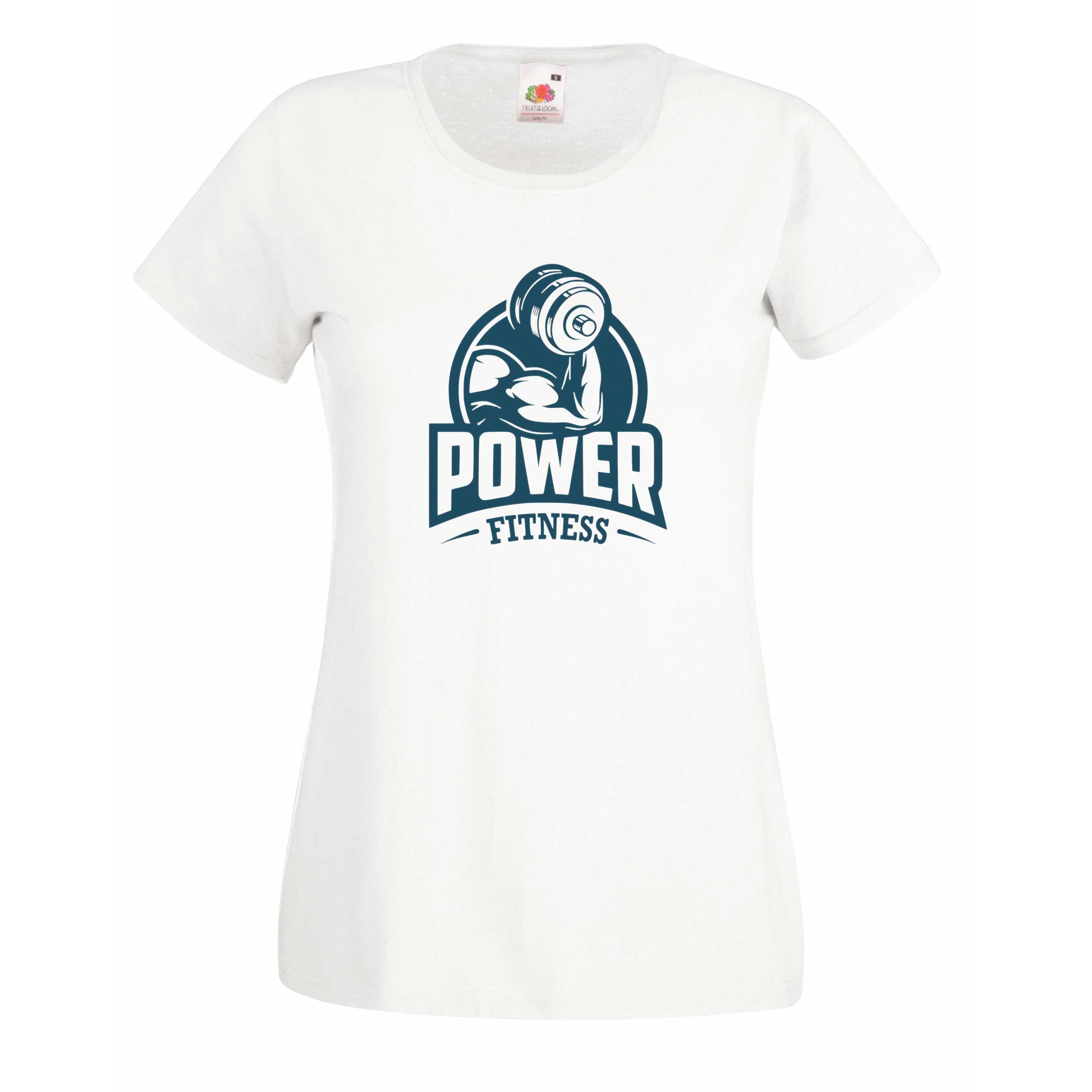 Power Fitness design for t-shirt, hoodie & sweatshirt