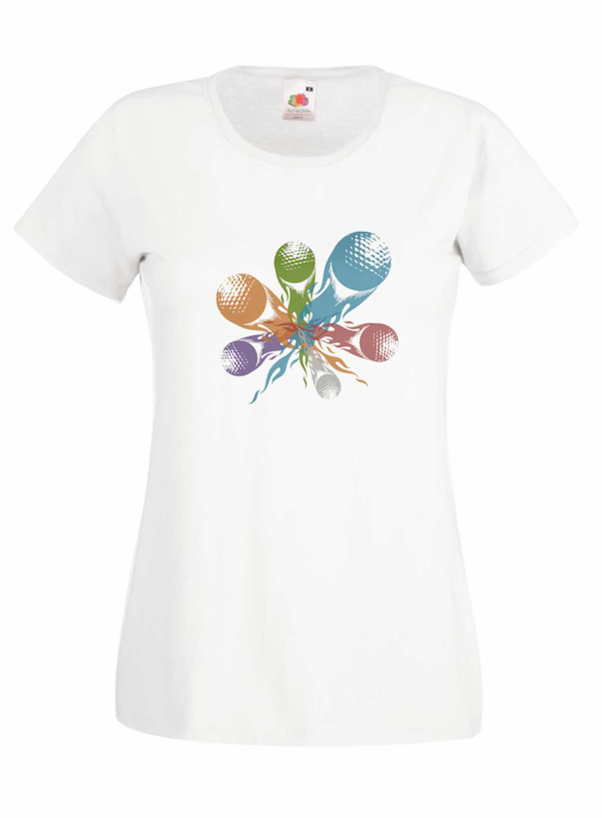 Burst design for t-shirt, hoodie & sweatshirt