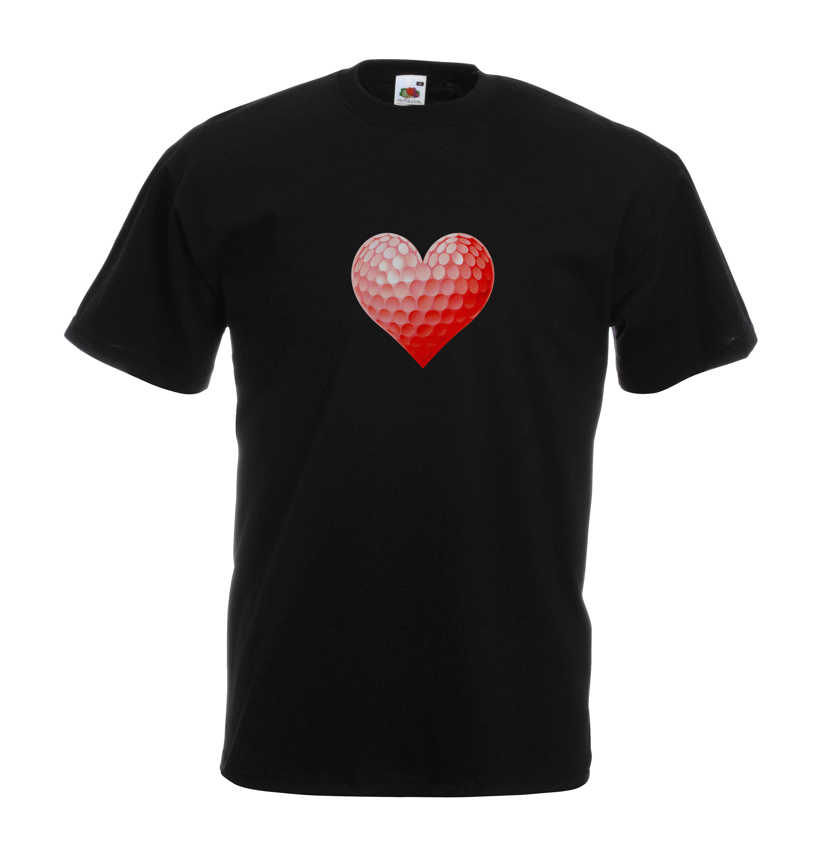 Heart Ball design for t-shirt, hoodie & sweatshirt