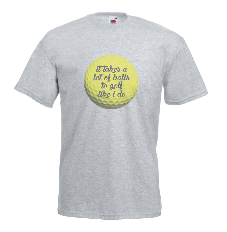 Lots Of Balls design for t-shirt, hoodie & sweatshirt
