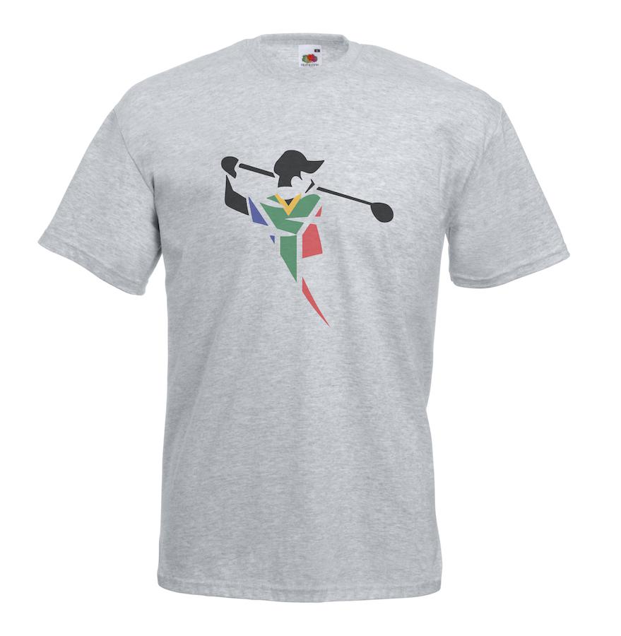 SA Golfer design for t-shirt, hoodie & sweatshirt