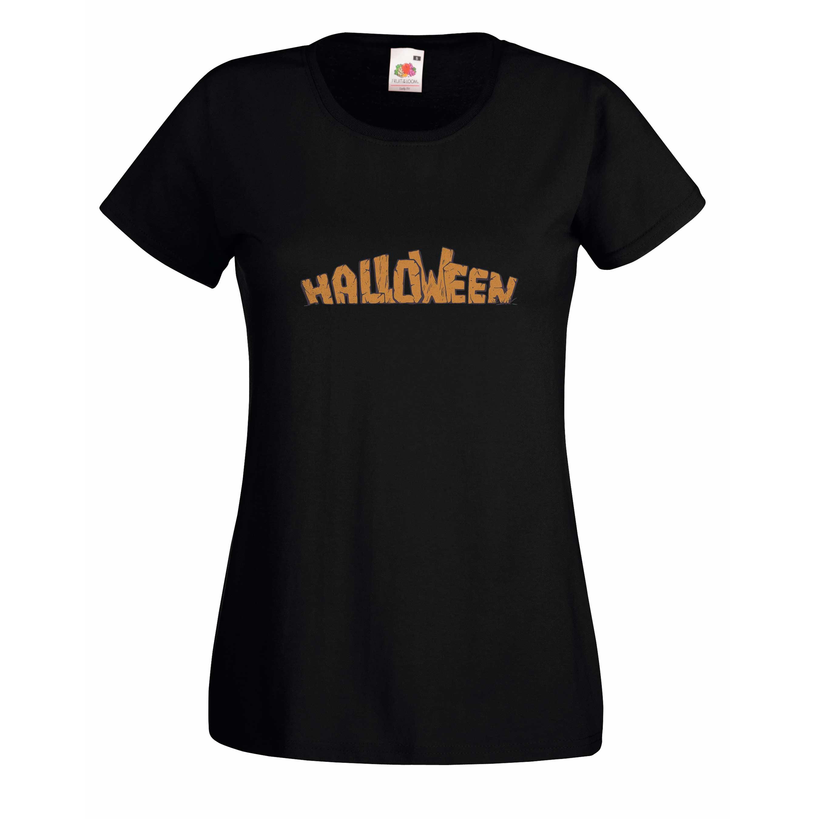 Halloween Type design for t-shirt, hoodie & sweatshirt