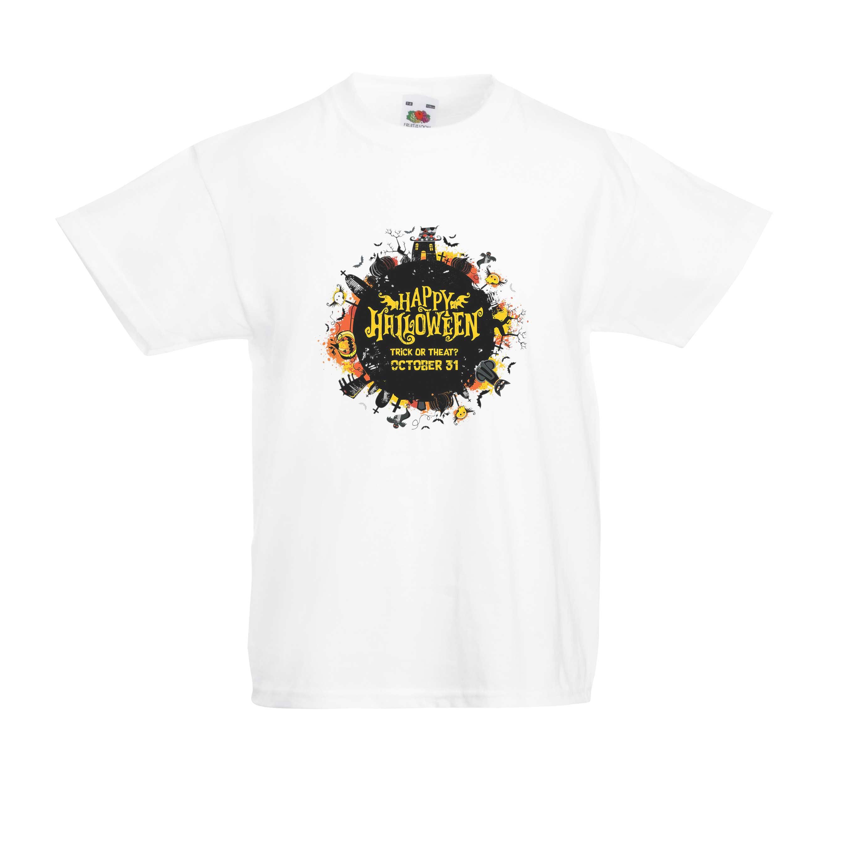 Happy Circle design for t-shirt, hoodie & sweatshirt