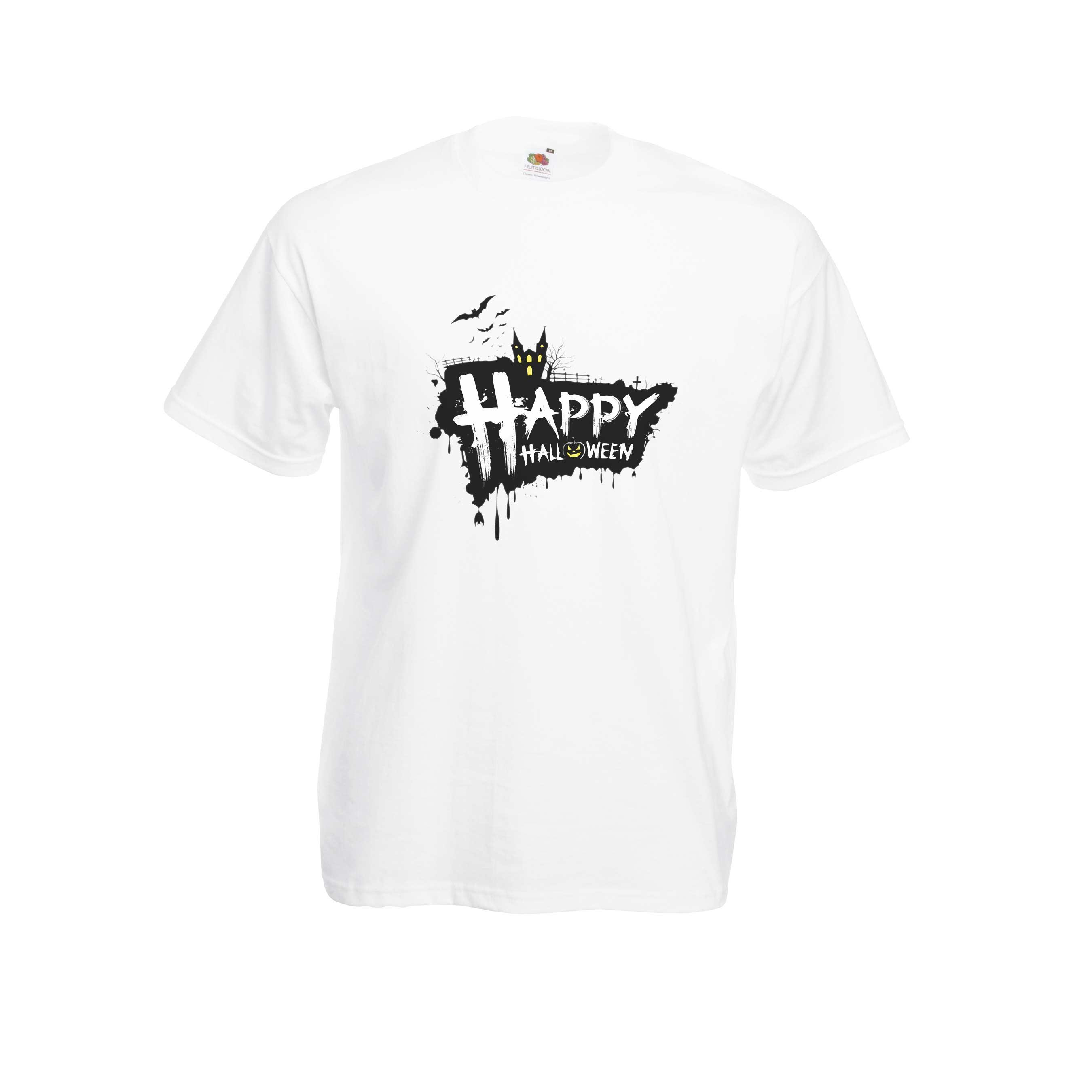 Happy House design for t-shirt, hoodie & sweatshirt