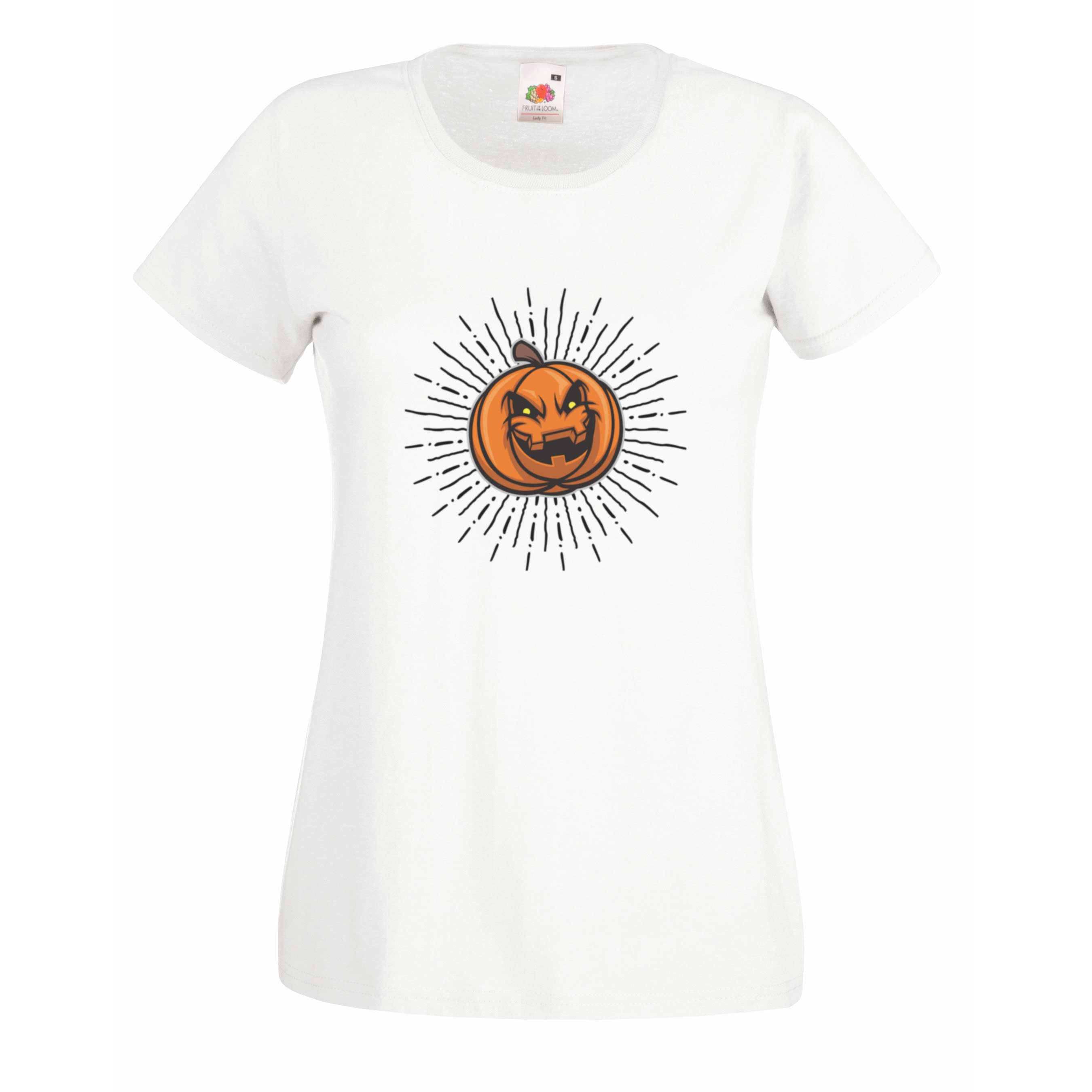 Pumpkin Burst design for t-shirt, hoodie & sweatshirt