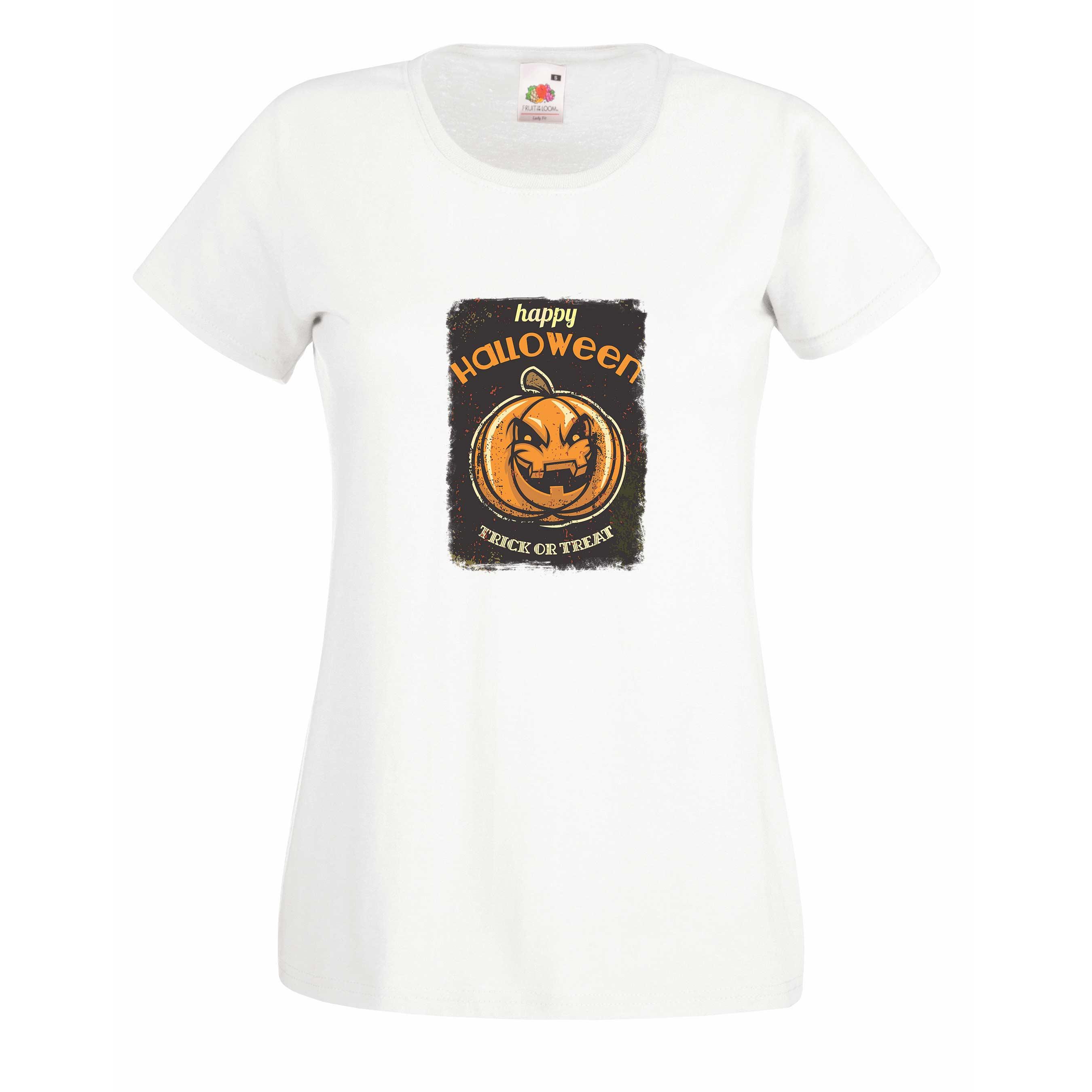 Pumpkin Happy design for t-shirt, hoodie & sweatshirt