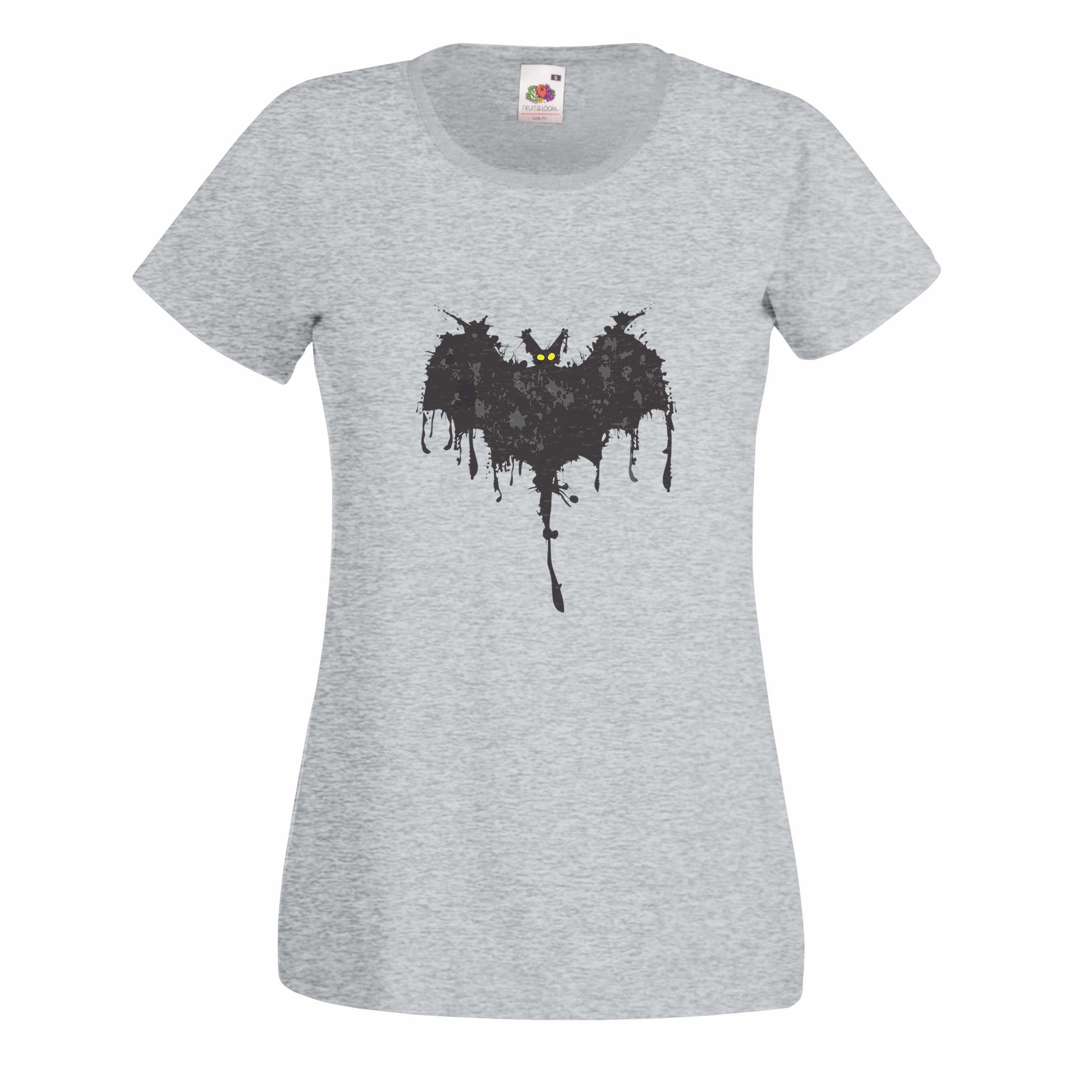 Scary Bat design for t-shirt, hoodie & sweatshirt